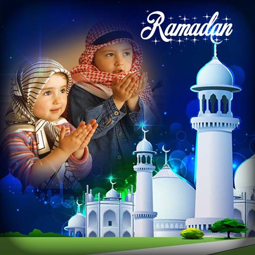 Ramadan Photo Frame Editor
