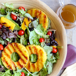 Tropical Summer Salad.