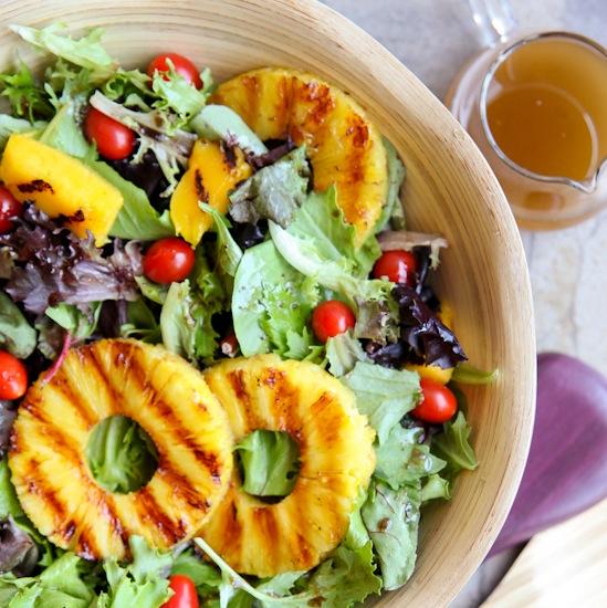 Tropical Summer Salad Recipe