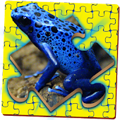 Simple Jigsaw Puzzle - Animals