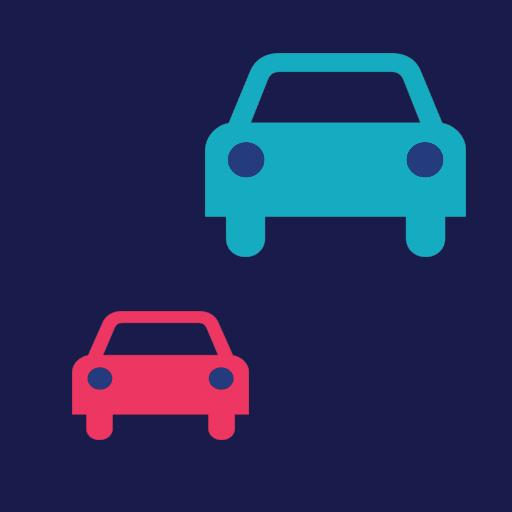 Drive Two Cars 賽車遊戲 App LOGO-APP開箱王