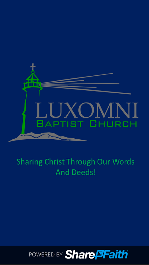luxomni Baptist Church- screenshot