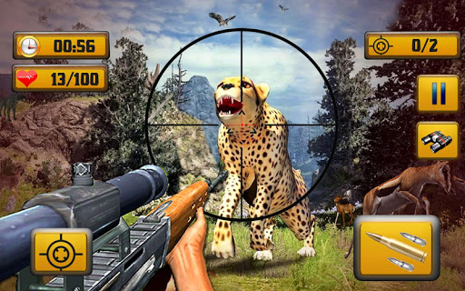 Wild Animal Shooting  screenshots 11