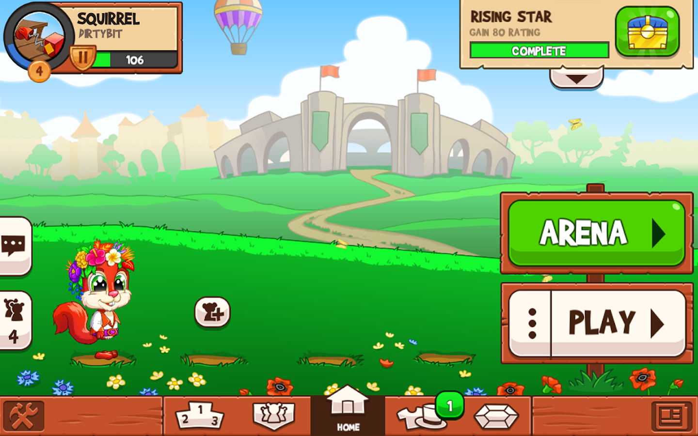 Fun Run 3: Arena - Multiplayer Race- screenshot
