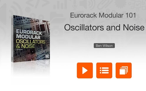 Eurorack Oscillators Tutorial - náhled