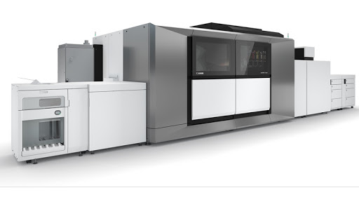 Canon now also holds the number one spot for the Sheet Fed Inkjet Heavy Production Printing Segment, with a 40% share.