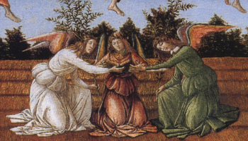 Article on Botticelli's Mystical Nativity