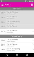 Screenshot of Team Tae Bo® Fitness Franklin