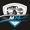 Автомойка М24 icon