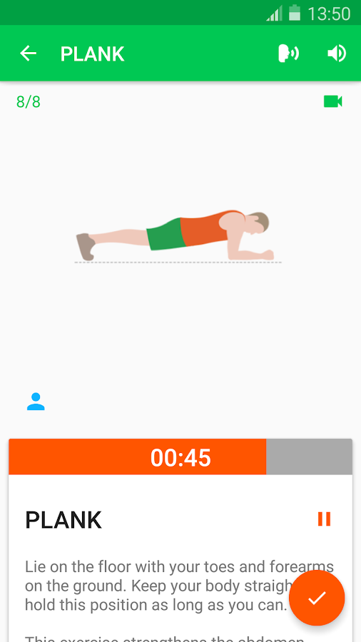 30 Day Fit Challenge Workout - Lose Weight Trainer- screenshot