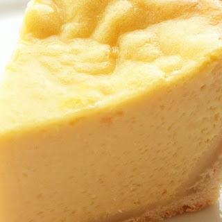 Anna's Custard Pie.