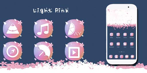 Light Pink Theme