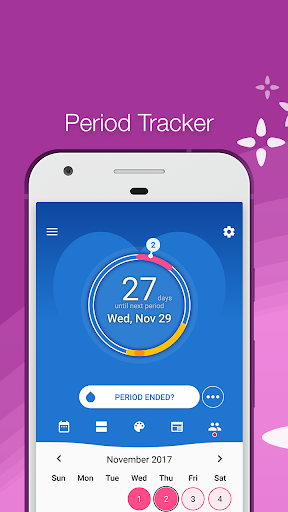 Period Tracker Bloom, Menstrual Cycle Tracker Apk 1