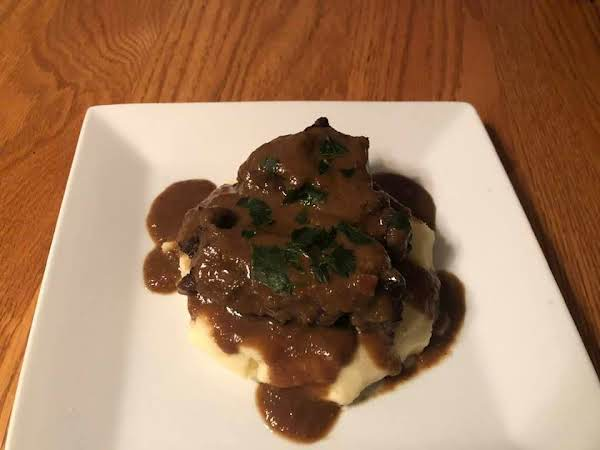Red Wine Braised Beef Cheeks