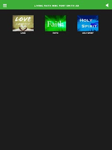 Living Faith MBC Fort Smith AR- screenshot thumbnail