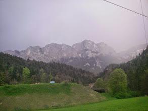 Photo: Regen über der Reiteralm