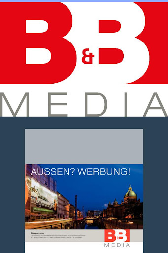 B B Media - Außen Werbung