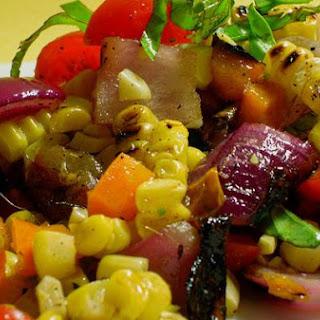 Fresh Grilled Corn Salad