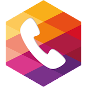 Fancy Call Screen-color phone caller flash themes