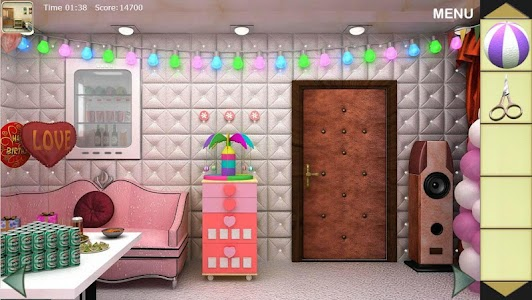 Escape From Girl BirthdayParty screenshot 1