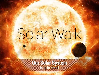 App Solar Walk Lite - Planetarium 3D: Explore Space APK for Windows Phone