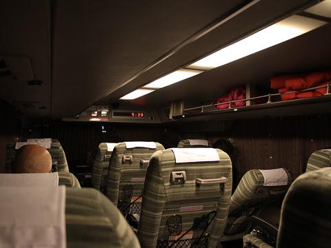 JR東海バス「ドリームなごや1号」 ・918_13 まもなく名古屋駅