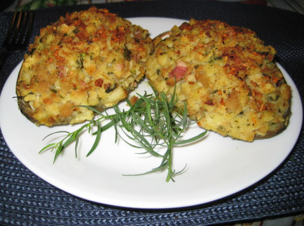 Stuffies (stuffed Clam) A New England Favorite Recipe