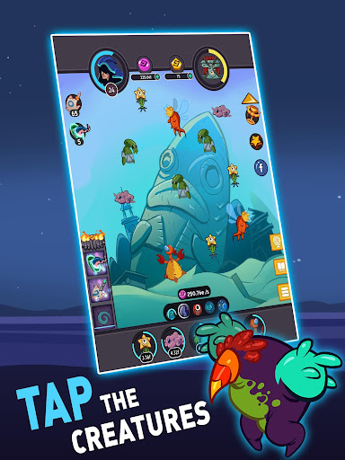 Tap Temple: Monster Clicker Idle Game apkmr screenshots 7