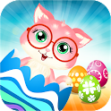 Surprise Eggs for Toddlers - games for kids 5 free icon