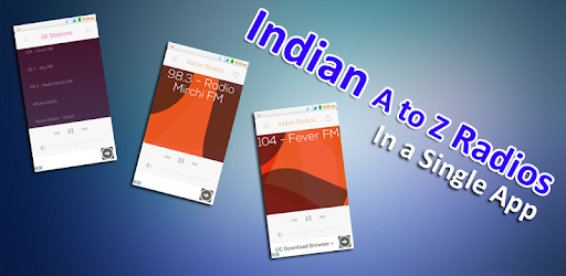 All Indian FM Radios Online - Apps on Google Play