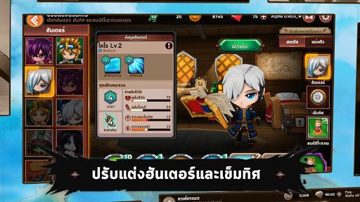 Pandora Hunter : u0e40u0e01u0e21u0e01u0e23u0e30u0e14u0e32u0e19 x u0e19u0e31u0e01u0e25u0e48u0e32u0e2au0e21u0e1au0e31u0e15u0e34 1.4.4 screenshots 2