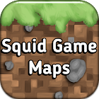 Squid Game maps for Minecraft