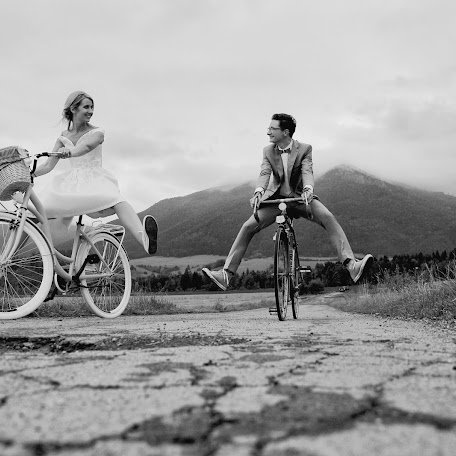 Wedding photographer Marek Zalibera (zalibera). Photo of 18.11.2017