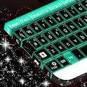 Зеленый Неон Клавиатура GO