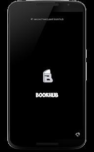 Bookhub - náhled