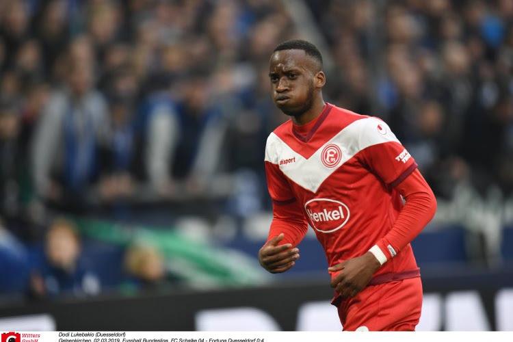 Dodi Lukebakio vers la Ligue 1 et la Ligue des Champions?