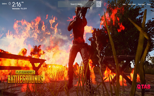 Pubg Game Wallpapers HD Theme