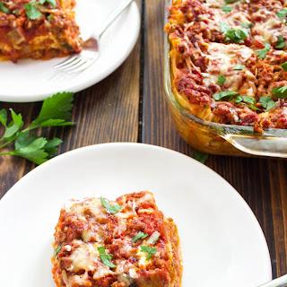 Amazing GF Classic Lasagna