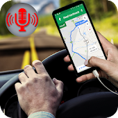 Tải Game Đồng hồ tốc độ bản đồ GPS, Chế độ xem phố và trực