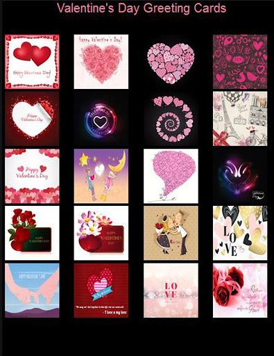 Valentines day cards screenshot 10