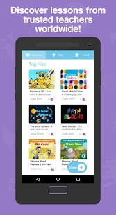 TinyTap, Make & Play fun apps- screenshot thumbnail