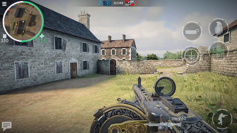 World War Heroes: WW2 Shooter Screenshot 15