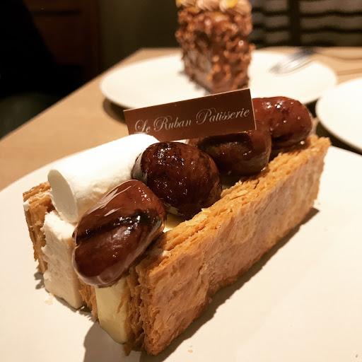 栗子蛋糕好吃