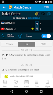 Australian Open Tennis 2016 Screenshot 5
