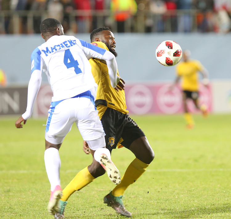 Chippa United played against Black Leopards at Sisa Dukashe in Mdantsane on Saturday evening.