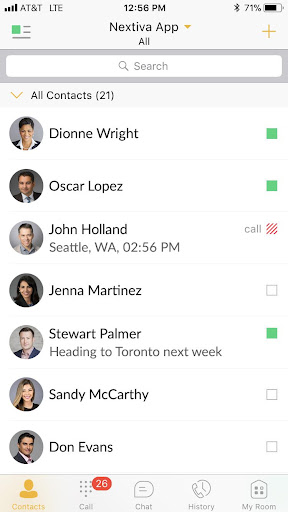 Nextiva App 22.4.1.8 screenshots 6