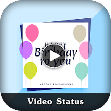 Download Birthday Video Status Songs APK latest version App