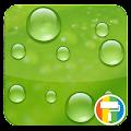 Fresh Green ASUS ZenUI Theme download
