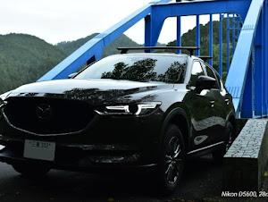 CX-5 KF2Pのカスタム事例画像 平成伊賀流忍者 さんの2021年08月01日08:33の投稿