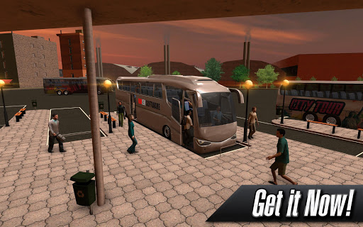 Coach Bus Simulator 1.6.0 screenshots 8